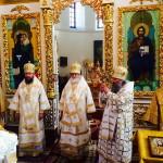 В Нежинской епархии состоялись торжества по случаю Тезоименитства архиепископа Иринея