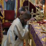 Придите, все народы, благословенному Древу поклонимся…