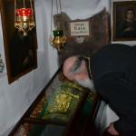 Делегация Грузинской Православной Церкви посетила Лавру