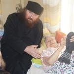 Братия обители продолжает нести социальное служение