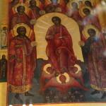 Покрый нас кровом крил твоих, величайший Михаиле Архангеле