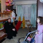 Радость и будущее. Братия посетила детей