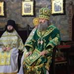 Вожделел еси, Несторе, великих отец стопам, нравом и учениям последовати
