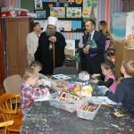 Митрополит Павел посетил детей из «Отчего дома»