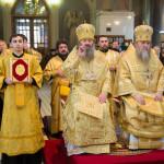 Митрополит Павел возглавил богослужения в рязанском кафедральном соборе
