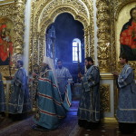 В последний день гражданского года митрополит Павел возглавил благодарственный молебен