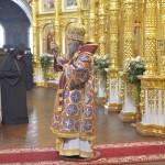 Пресвятый Николае, предвари, и избави ны от настоящия беды, и спаси стадо твое молитвами твоими