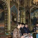 Готовится к выпуску серия дисков с песнопениями молебнов, совершаемых в Киево-Печерской Лавре