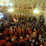 Наместник Лавры поздравил епископа Дамиана с юбилеем