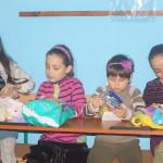 Дети начали получать подарки в преддверии праздника свт. Николая