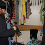 В Лавре все нуждающиеся могут выбрать подходящую одежду