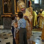Неделя святых отец