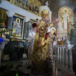 Ангели и человецы духовно да торжествуют, яко Бог во плоти явися