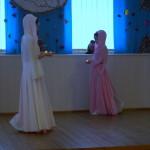 Братия Лавры посетила Детский дом, где были представлены праздничные выступления