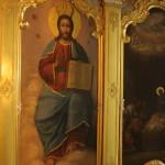 В храме Рождества Христова отреставрирован иконостас
