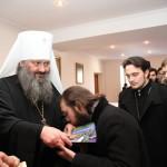 Высокопреосвященного Наместника Лавры поздравили Киевские духовные школы