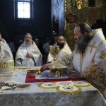 Митрополит Павел совершил Литургию в день Собора Иоанна Предтечи