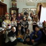Владыку Павла поздравили самые маленькие гости