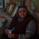 Братия обители посетила киевский гериатрический пансионат