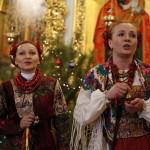 В Лавре состоялся IV фестиваль колядок «Рождественский перезвон» (видео)