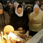 Христос воскресе… дерзайте вси мертвии