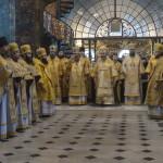 Муки велия за Церковь Христову претерпесте, святии новомученицы