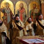 Радуйся, святителей троица