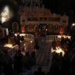 Митрополит Павел совершил чин пассии в храме преподобных Антония и Феодосия