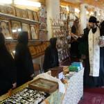 В Лавре проходит православная выставка-ярмарка «Благовещенская»