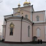 Митрополит Павел сослужил Предстоятелю УПЦ в Корецком ставропигиальном монастыре