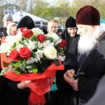 Старейшему насельнику Лавры исполнилось 89 лет