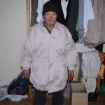 Сотрудники соцотдела Лавры посетили одиноких престарелых граждан