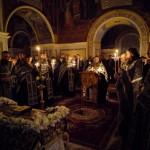 Распныйся и погребыйся, и воскресый из мертвых, Господи, слава Тебе