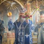 Сугубая пасхальная радость в лаврский престольный праздник