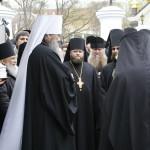 Митрополита Павла поздравили с Днем рождения