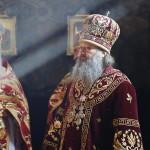 Наместник Лавры совершил Литургию в четверг Светлой седмицы