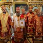 Наместник Киево-Печерской Лавры митрополит Павел участвовал в торжествах с. Ковалевка