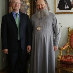 Послу Греции оказали теплый прием в доме Наместника