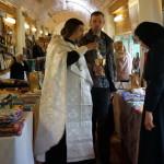В Лавре открылась Троицкая Православная выставка
