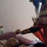 Онкобольные и их родственники получили духовную поддержку у лаврского духовенства