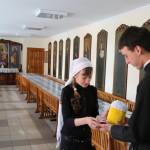 Талантливые дети с Восточной Украины познакомились со святынями Лавры