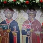 Наместник Лавры участвовал в торжествах по случаю 1000-летия памяти свв. мучеников Бориса и Глеба