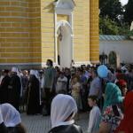 На Соборной площади состоялся Всеукраинский православный фестиваль «Пентикостия»