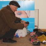 Братия Лавры посетила Центр социально-психологической реабилитации детей в с.Копылов