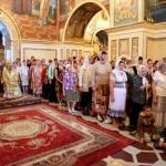 Всех святых преславную и честную память славно почтим