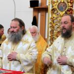 Наместник Лавры сослужил Предстоятелю УПЦ на родной земле свт. Иоанна Тобольского
