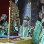 В Лавре торжественно отметили праздник Всех святых Церкви Русской
