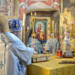 Всем полезная даруй и вся спаси, Богородице Дево