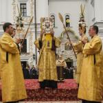 В Лавре прошли торжества в честь тысячелетия блаженной кончины святого равноапостольного великого князя Владимира