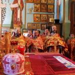 Митрополит Павел совершил богослужения в г. Никополе (обновлено)